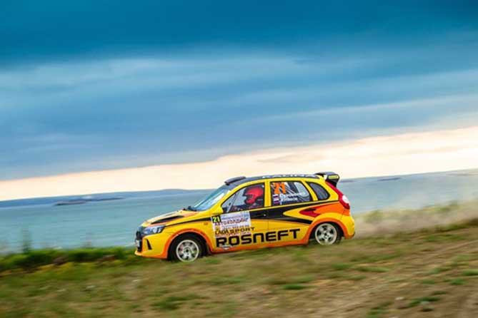 тамань LADA Sport Rosneft Rally